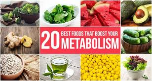 20 best foods that boost your metabolism