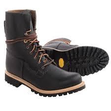 new mens timberland lineman 8 u201d tall engineer black boots szs 9 10