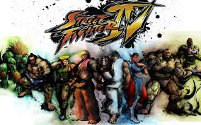 street fighter backgrounds group 34