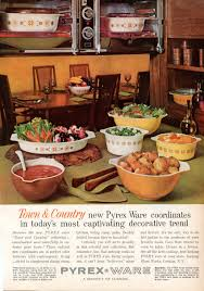 town and country 1963 pyrex collection i wonder if i u0027ll ever