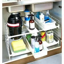 kitchen sink storage ideas sink storage rack kitchen sink storage ideas