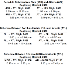 Atlanta Airport Concourse Map by Jetblue Adds Three Routes From Atlanta Airways Magazine