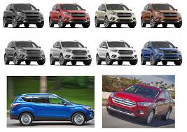 Ford Escape Specs - 2018 ford escape titanium changes and redesign ford escape manual