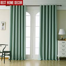 Turquoise Curtains For Living Room Online Get Cheap Modern Curtains For Living Room Aliexpress Com