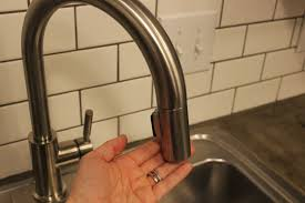 100 no touch kitchen faucet touchless pull down faucets