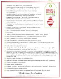 free printable 25 traditions according to