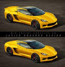 corvette c8 concept corvette c8 concept by javieroquendodesign on deviantart