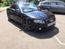 audi a4 convertible s line for sale for sale audi a4 3 0 tdi s line quattro 2007 convertible in