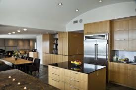 cuisine au milieu de la cuisine porte de cuisine seule fonctionnalies milieu du siecle