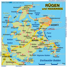 Lubeck Germany Map by Rugen Island Places To Visit Pinterest Potsdam Buckets And