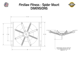 amazon com firstlaw fitness spider mount 140 heavy punching