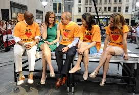 today show set natalie morales today west coast anchor host of u0027access