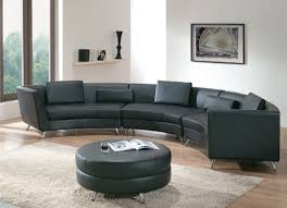 modern curved sofa 25 contemporary curved and round sectional sofas