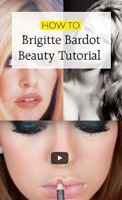 how to do your make up like 60s siren brigitte bardot more