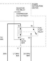 1999 dodge neon fuel pump wiring diagram 1999 wiring diagrams