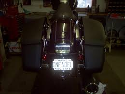 Ideas For Vanity Plates Personalized License Plate Page 6 Harley Davidson Forums