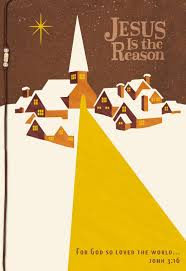 jesus is the reason religious christmas card greeting cards