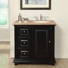 48 single sink vanity with backsplash right side sink vanity wayfair