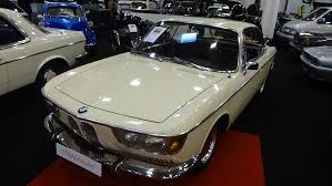 bmw vintage concept 1968 bmw 2000 cs exterior and interior essen motor show 2015