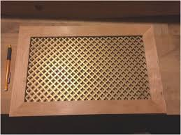 wood vent covers wood flush mount vent cover making furnace vent