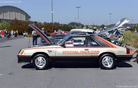 1979 ford mustang pace car auction results and data for 1979 ford mustang leake auction