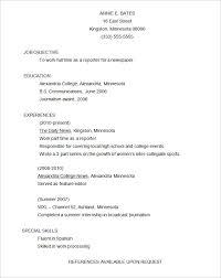 format functional resume sample