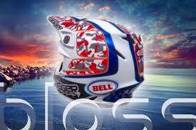 custom motocross helmet painting tagger designs