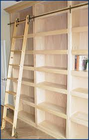 Leaning Bookshelf Woodworking Plans by Best 25 Bookcase With Ladder Ideas On Pinterest Library Ladder
