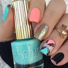 35 bright summer nail designs stayglam