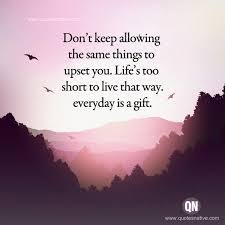 every day is gift quotes