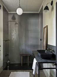 Black Distressed Bathroom Vanity 32 Trendy And Chic Industrial Bathroom Vanity Ideas Digsdigs
