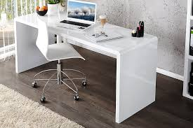 white high gloss desk 20 top diy computer desk plans that really work for your home