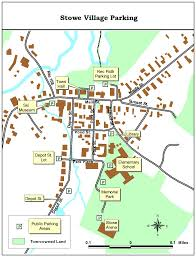 Map Of Vermont Towns Official Website Of The Town Of Stowe Vermont