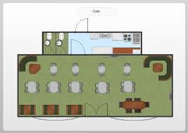 restaurant floor plans restaurant floor plan software