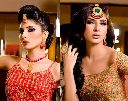 Would You Pay Rs180 000 For Your Bridal Makeover Style Images Natasha Salon Bridal Makeup Charges Makeup Daily
