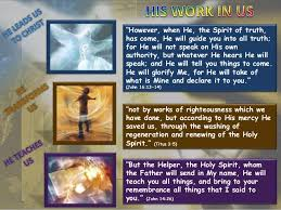 03 holy spirit