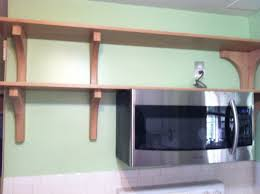 traditional brackets perfect for open shelving projects osborne