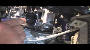 how to check valve clearance on a 4 stroke mx bike yz250f example