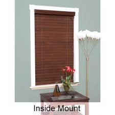 1 wood blinds blinds the home depot