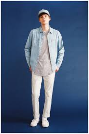 modern blues trend john hein rocks men u0027s spring denim looks for