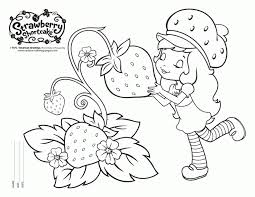 coloring pages strawberry shortcake 733079 coloring pages for