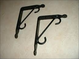 ornate brackets for shelves iron wall brackets decorative shelf