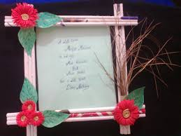 craft 360 photo frame and flowers tutorial