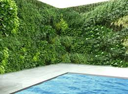 best selling good quality artificial vertical wall garden around