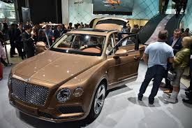 bentley exp 9 f price 2015 frankfurt motor show bentley bentayga is out of the box