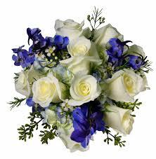 wedding flowers blue and white wedding flower archives marifarthing