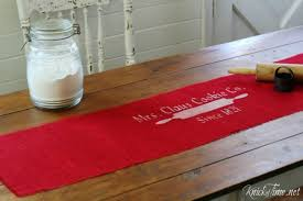 burlap christmas table runner holiday shopping guide farmhouse style knick of time