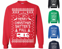 ugly christmas sweater etsy nz