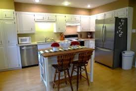 pictures of small kitchen islands excellent small kitchen island with seating and storage