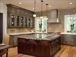 kitchen kitchen colors with oak cabinets blue grey cabinets